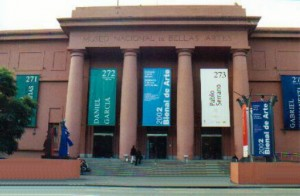 Museo de Bellas Artes- Buenos Aires