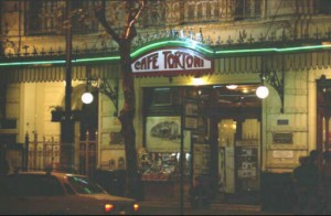 Cafe Tortoni - Buenos Aires