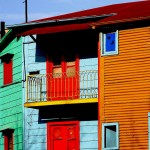 La Boca and its colors