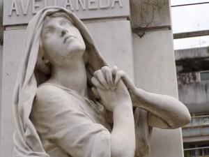 Avellaneda Family - Cemetery of Recoleta - Buenos Aires