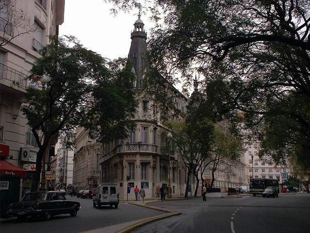 Barrio de Belgrano in Buenos Aires
