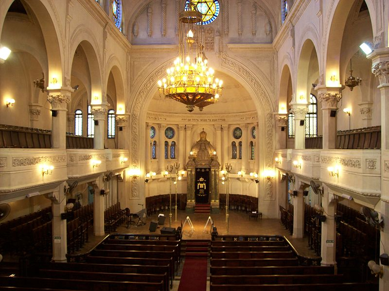 Gran Templo - temple in Buenos Aires - Argentina synagogue