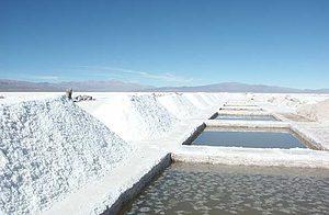 Purmamarca Salt Pans - Argentina Travel