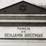 Benjamin Breitman - Recoleta Cemetery - Buenos Aires - Argentina