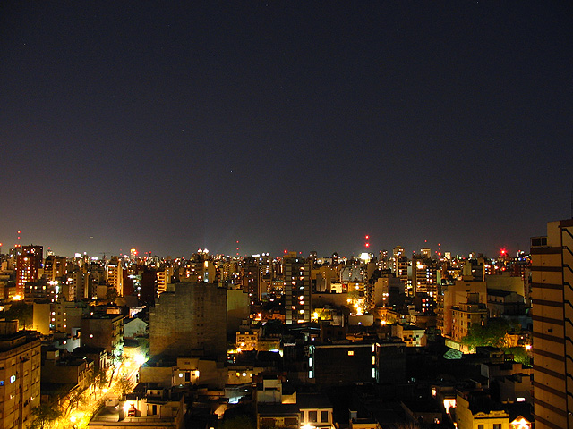 Buenos Aires nights - Argentina Travel