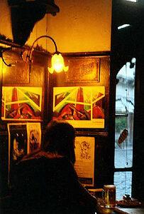 Buenos Aires Cafe - San Telmo