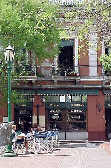 San Telmo neighborhood - Buenos Aires