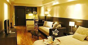 Urban Suites Recoleta Hotel