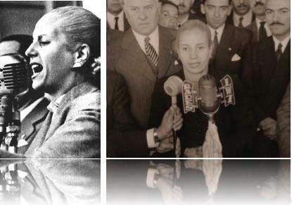 Historical Evita Tour