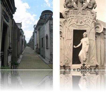 Recoleta Cemetery Tour Buenos Aires Argentina
